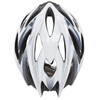 Rudy Project Rush Helmet White-Silver (Shiny)